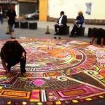 Mayan Calendar- Summer Streets Festival, Liverpool, UK 2012