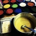 Chalk Emulsion